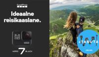 Ainult 2 päeva: GoPro HERO7 Black ostul saad funktsionaalse kingituse
