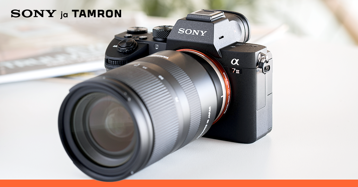Sony α7 seeria + Tamron 28-75mm RXD: koos on soodsam