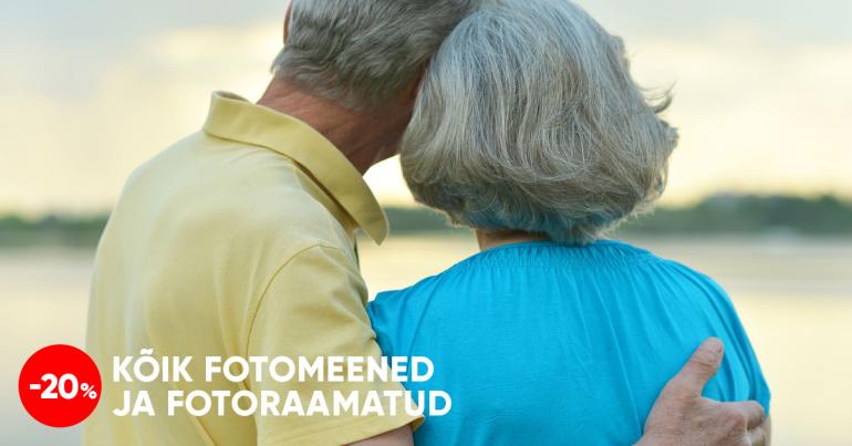 Vanavanemate päev on tulekul - lase oma pildist teha vahva fotomeene