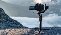 DJI Ronin-SC on väiksem ja soodsam gimbal hübriidkaameratele
