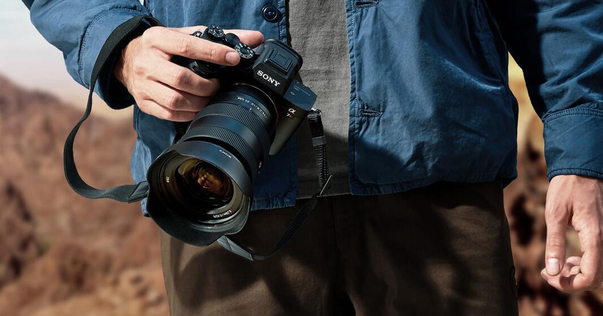 Sony a7R IV on maailma esimene 61 MP täiskaader sensoriga hübriidkaamera