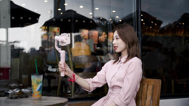 Nüüd saadaval: FeiyuTech Vlog Pocket stabilisaator nutitelefonidele
