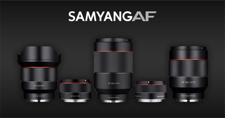 VEEL JÕUAD: valitud Samyang AF objektiivi ostul säästad kuni 50€