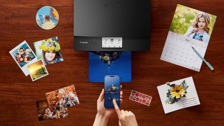Canon toob turule neli uut taskukohast PIXMA printeri-seeriat