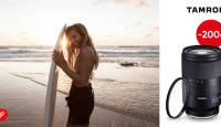 Tamron 28-75mm RXD objektiiv Sonyle on müügil soodushinnaga + kaasa kingitus