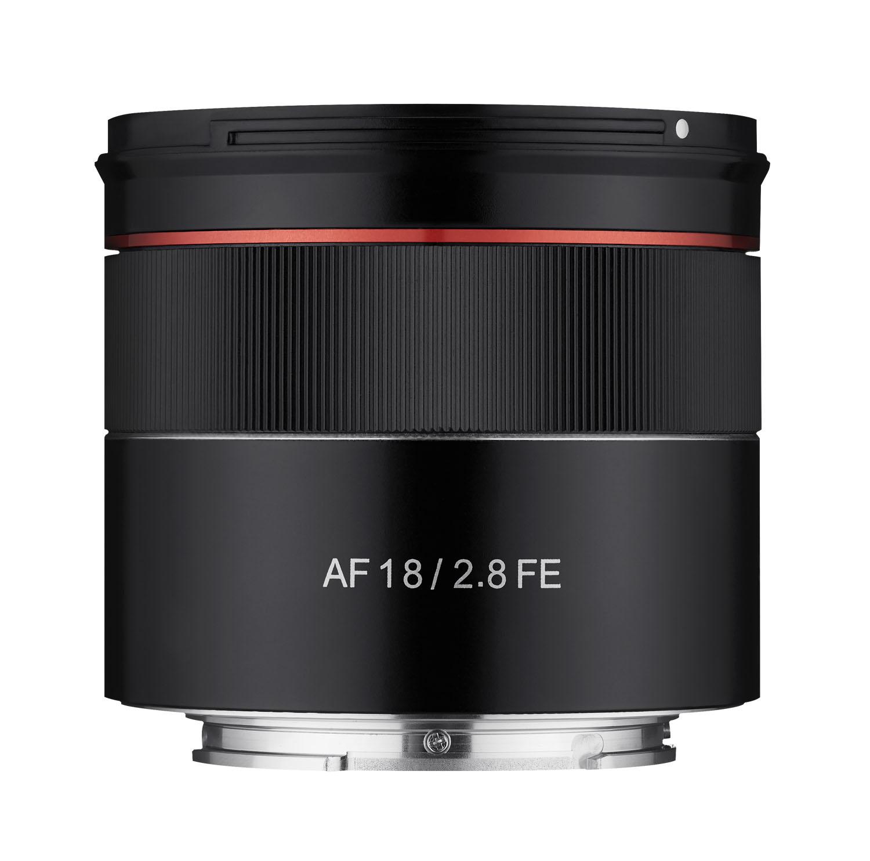Samyang AF 18mm Sony
