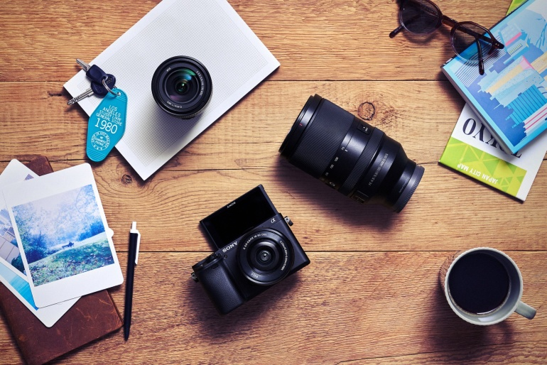 Metsakutsu proovis järele Sony a6400 hübriidkaamera