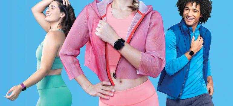 Imeilus Fitbit Versa Lite nutikell on müügil sügisese soodushinnaga