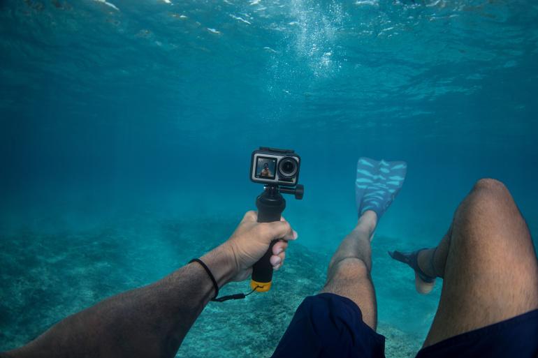 Nüüd saadaval: Palju erinevaid Osmo Action seikluskaamera tarvikuid