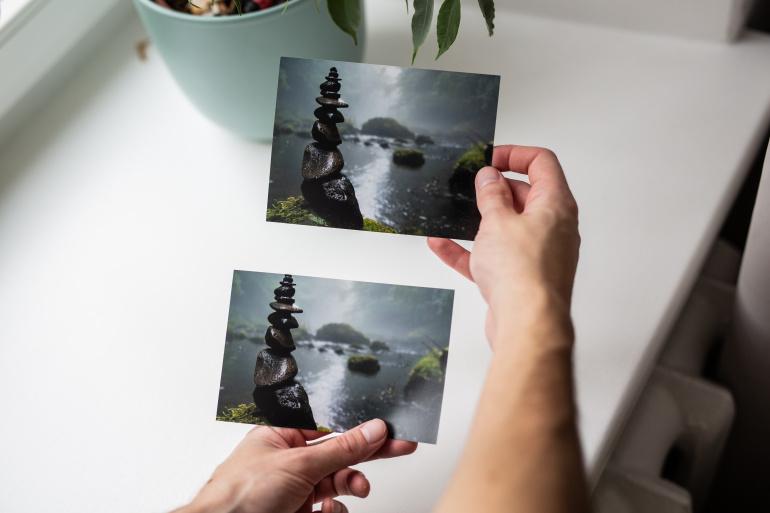 4:3 küljesuhtega faile saab nüüd trükkida ka uuele suuremale 15x11 mõõdus fotopaberile