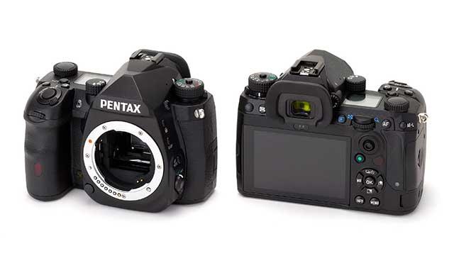 Ricoh teatas, et toob turule uue Pentax K-seeria APS-C sensoriga peegelkaamera