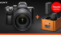 KAMPAANIA: Sony a7 seeria täiskaadri ostul kaasa multifunktsionaalselt särtsakas kingitus