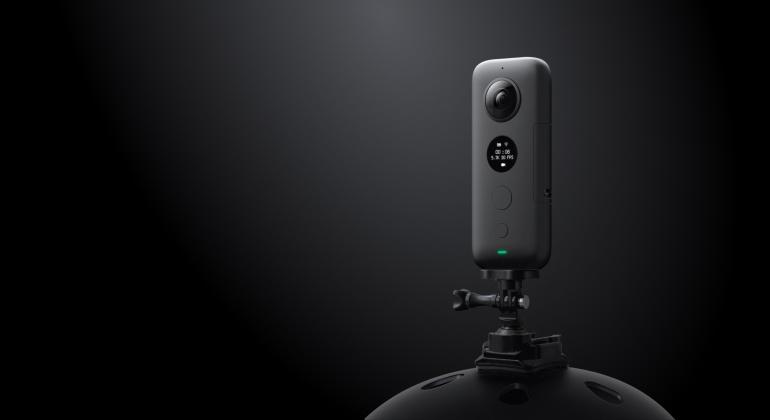 Nüüd saadaval: Insta360 One X sfääriline kaamera ja selle tarvikud