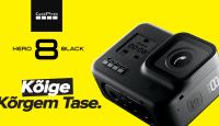 Nüüd saadaval: GoPro HERO8 Black