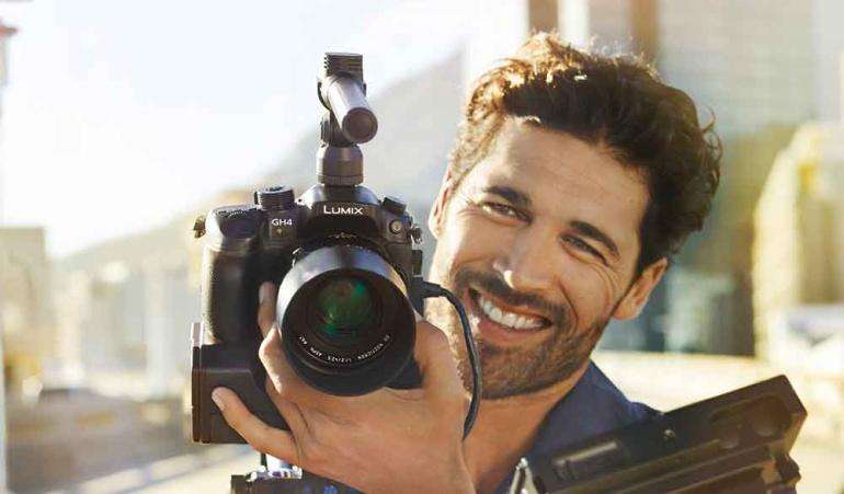 Auhinnatud hübriidkaamera Panasonic Lumix DMC-GH4R on Photopointis taas müügil