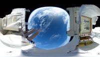 Esimene 360-kraadi sfääriline kaamera on jõudnud kosmosesse