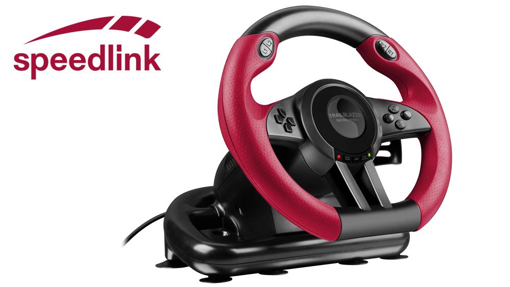 Speedlink Trailblazer mängurool