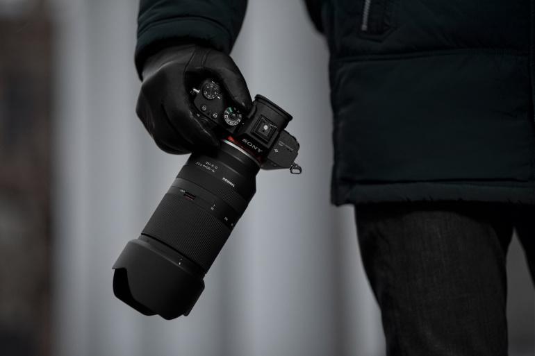 Tamron toob peagi turule 70-180mm F2.8 telefoto-suumobjektiivi Sony täiskaader hübriidkaameratele