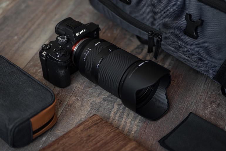 Osta Tamron 17-28mm või 28-75mm RXD objektiiv Sonyle ja osaled 1499€ auhinna loosis