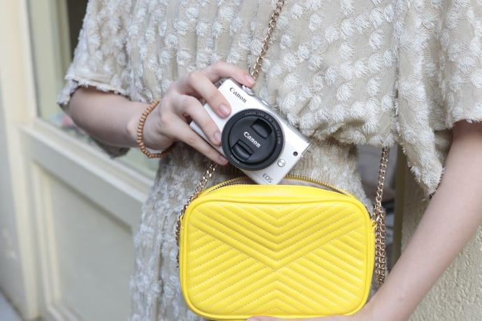 Nüüd saadaval: EOS M200 hübriidkaamera, millel on silmatuvastusega autofookus ja 4K video