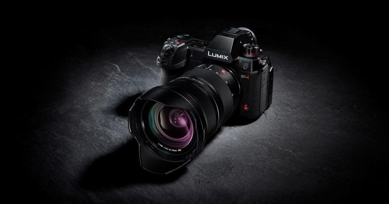 Nüüd saadaval: Panasonic Lumix DC-S1H hübriidkaamera