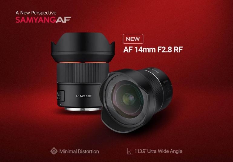 Maailma esimene autofookusega Samyang objektiiv Canon EOS R seeriale on kohal