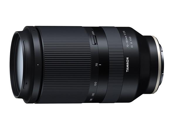 Tamron on tootmas 70-180mm F2.8 telefoto-suumobjektiivi Sony täiskaader hübriidkaameratele