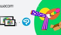 Osta Wacom Cintiq 16 või Cintiq 22 graafikalaud –  saad kingiks loomingulise tarkvara