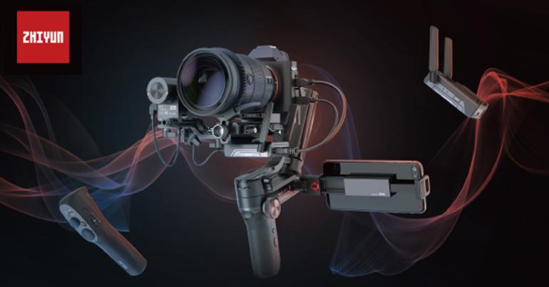 Zhiyun Weebill S on uus revolutsiooniline stabilisaator peegel- ja hübriidkaameratele