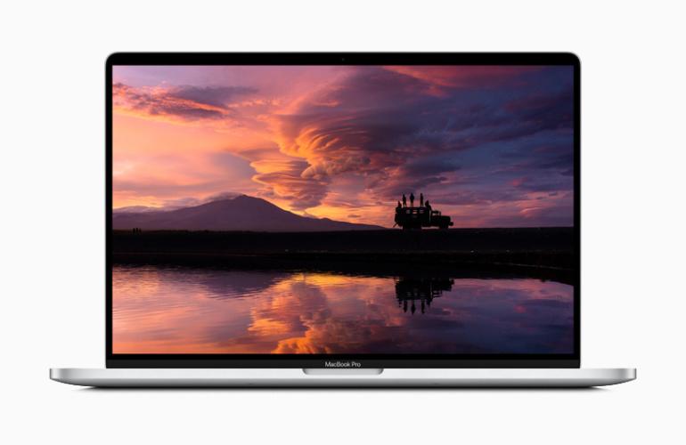 16-tolline Apple MacBook Pro – kõige pro'm rüperaal maailmas