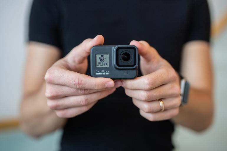 Karbist välja: GoPro seikluskaamerate uus lipulaev HERO8 Black