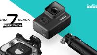 JÕULUD: GoPro HERO7 Black kaamera ostul saad kingitusi 104€ väärtuses