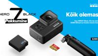Uus GoPro HERO7 Black erikomplekt on saadaval soodushinnaga