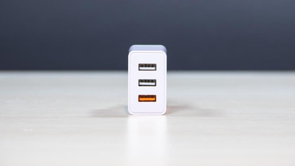 Platinet USB-laadija 3xUSB QC 3.0 3A 18W