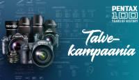 TALVEKAMPAANIA: Pentax peegelkaameratel ja objektiividel on hinnad all