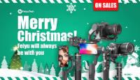 Populaarsed FeiyuTech gimbalid on müügil jõuluhinnaga