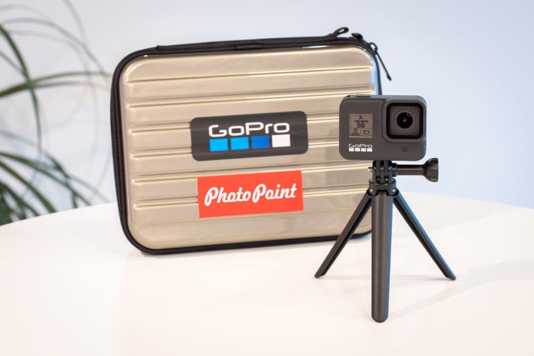 Rentimiseks saadaval: GoPro HERO8 Black seikluskaamera komplekt