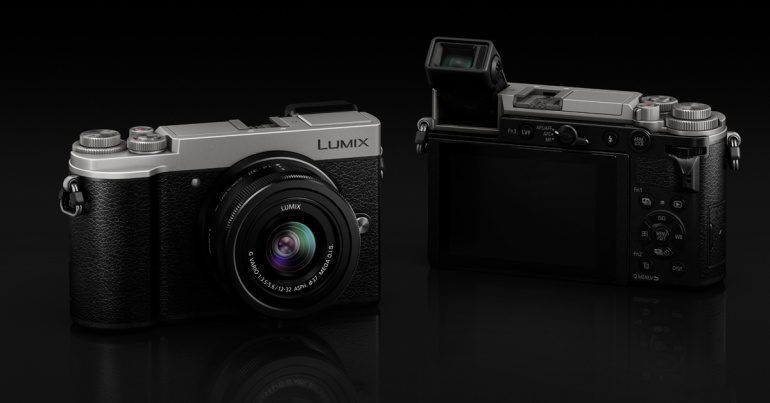 Ainult 29.11 - 02.12.2019 | Panasonic Lumix GX9 hübriidkaamera on soodushinnast -20%