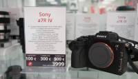 Nüüd on rentimiseks saadaval Sony a7R IV täiskaader hübriidkaamera