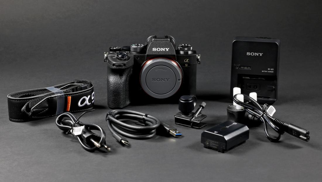 Sony a9 II