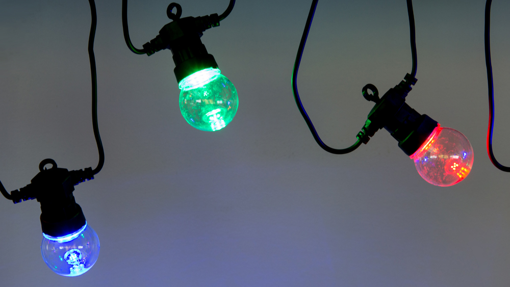 Platinet LED valguskett