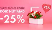 SÕBRAHIND: kõik Click and Grow nutiaiad on 25% soodsamad