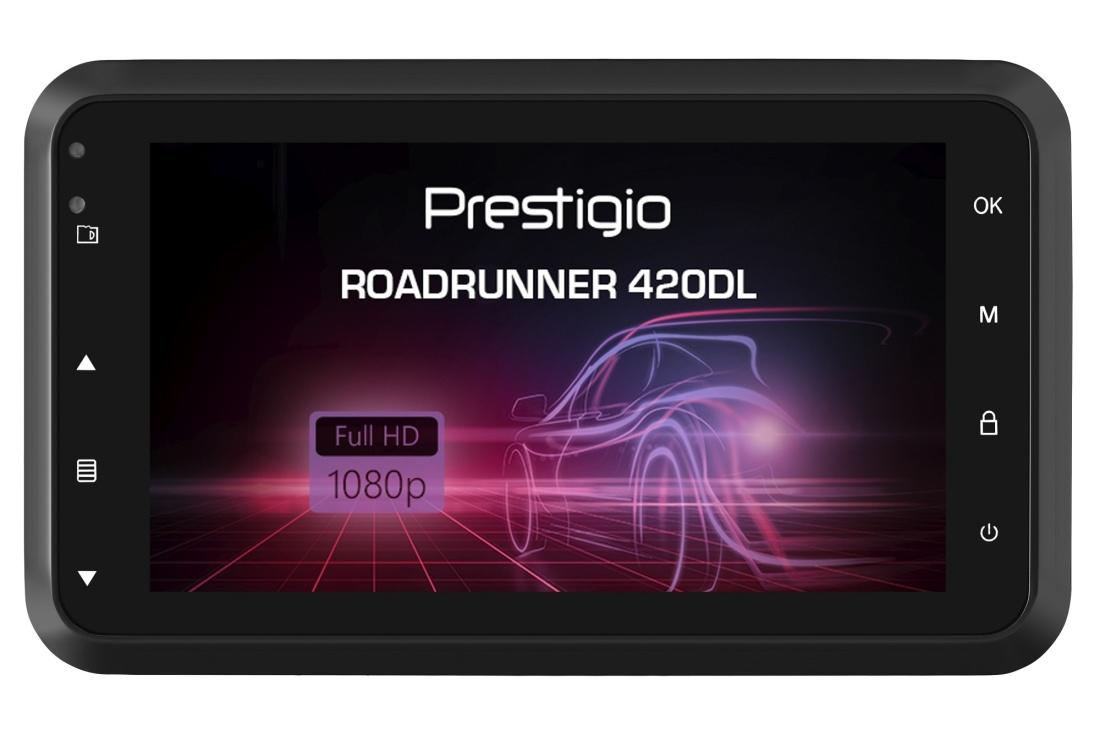 Prestigio autokaamerad RoadRunner  420DL