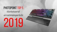 Photopointi TOP 5 – enim ostetud arvutimängurite klaviatuurid 2019