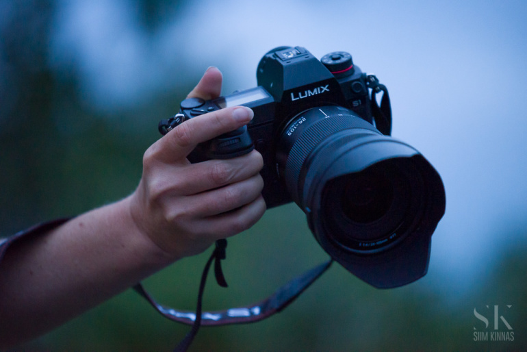 Fotograaf Siim Kinnas: Panasonic Lumix S1 - aasta üllataja
