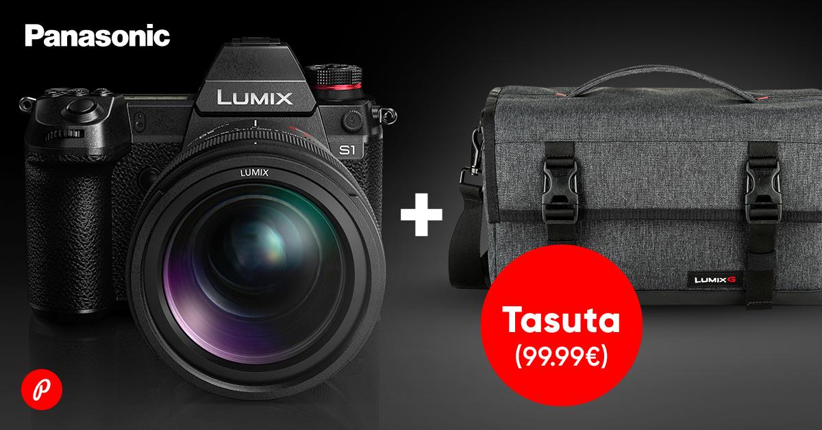 Panasonic Lumix S1 seeria