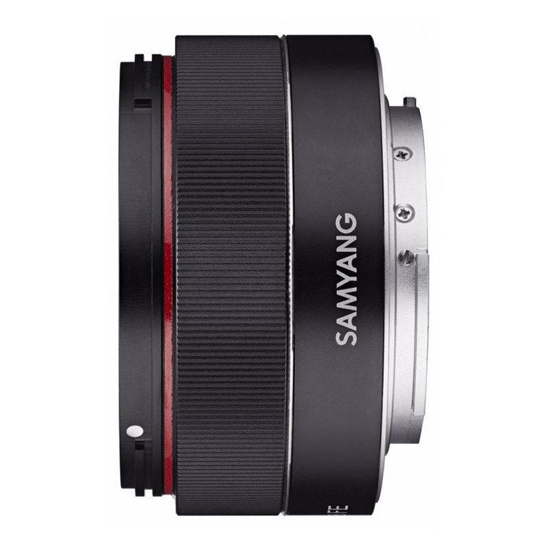 Samyang AF 35mm f/2.8 objektiiv Sonyle