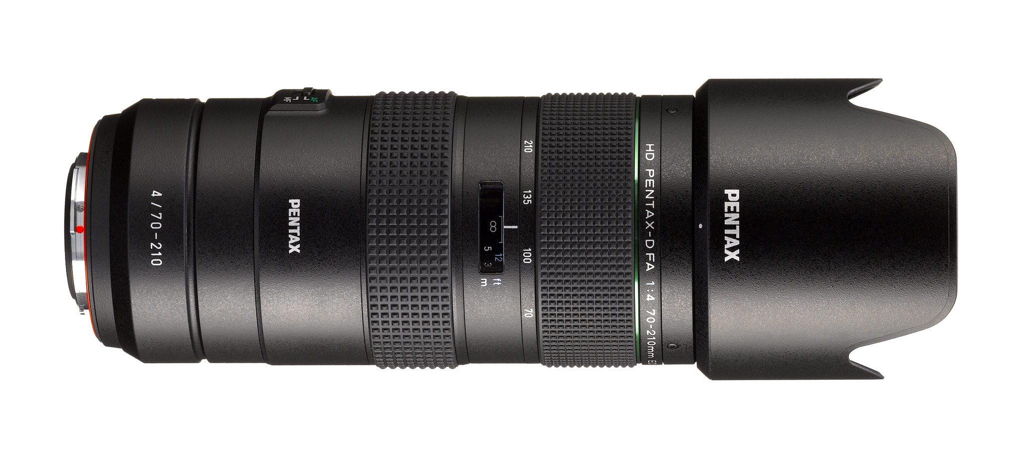 HD PENTAX-D FA 70-210mm