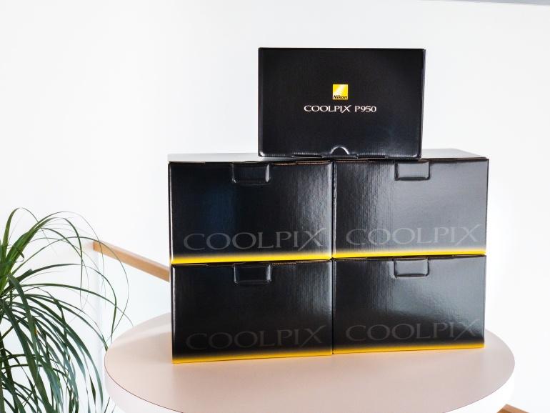 Uus Nikon Coolpix P950 supersuum kompaktkaamera on nüüd müügil