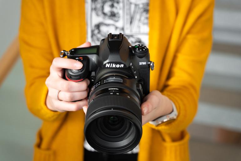 Photopoint soovitab: Nikon D780 + Tamron sooduskomplektid